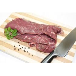 Steaks dans la hampe