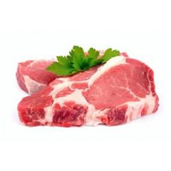 Steaks dans l'entrecôte