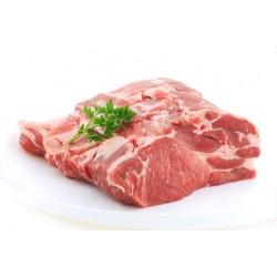 Rôti de porc ds l'échine